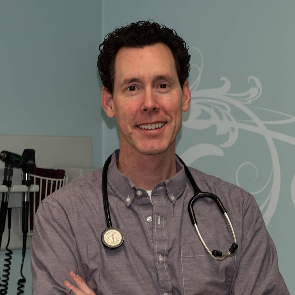 Dr. R. Darryl MacLeod